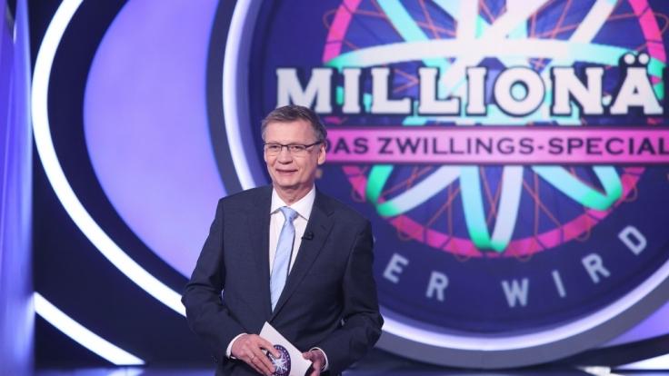 Günther Jauch bittet zu