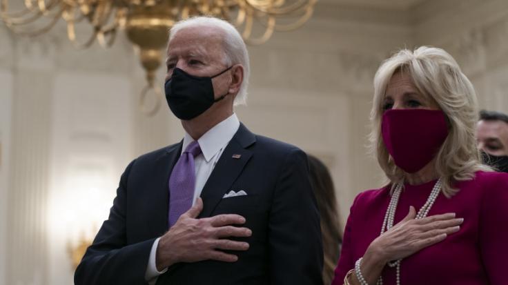 Jill Biden könnte die Anti-Melania werden. (Foto)