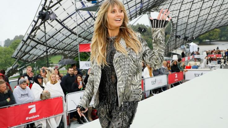 Germanys Next Topmodel Folge Verpasst
