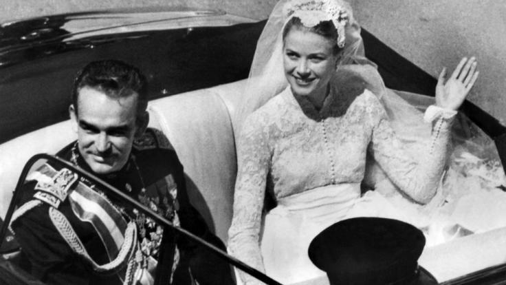 Fürstin Gracia Patricia von Monaco starb 1982 nach einem schweren Autounfall. (Foto)