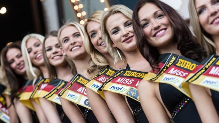 Seit 2002 wurde die Miss Germany im Europa-Park in Rust gewählt. (Foto)