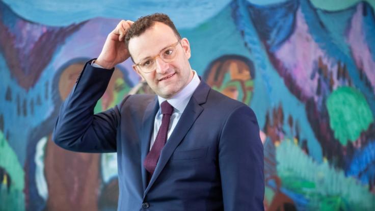 Jens Spahn will verpflichtende Masern-Impfungen einführen. (Foto)