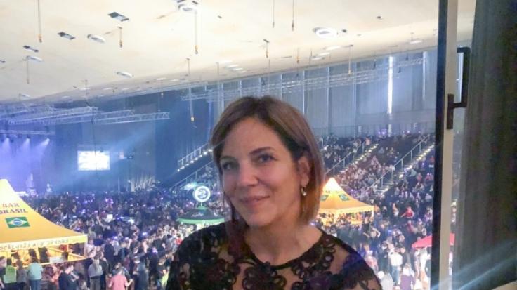 Daniela Büchner hat sich nach dem Tod von Jens Büchner die Haare gefärbt. (Foto)
