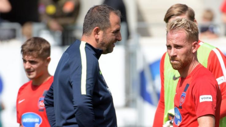 Heimspiel 1. FC Heidenheim : Die aktuellen Spielergebnisse der 2. Fußball-Bundesliga bei news.de. (Foto)