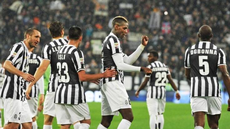 Juventus Turin will das Europa-League-Finale im eigenen Stadion spielen.