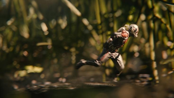 Was würden Sie tun, wenn Sie so klein wie eine Ameise wären? (Foto)