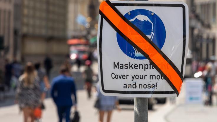 Wann wird die Maskenpflicht in Deutschland abgeschafft? (Foto)