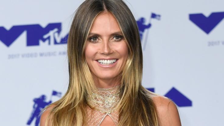 Heidi Klum hat auch ohne Tom Kaulitz Spaß.