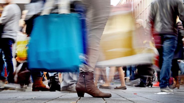 Auch an diesem Sonntag können Sie in vielen Städten und Gemeinden Deutschlands einkaufen.