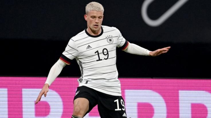 Philipp Max entstammt einer Fußballer-Familie. (Foto)