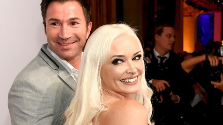 Sind seit zwei Jahren verheiratet: Daniela Katzenberger und Lucas Cordalis.