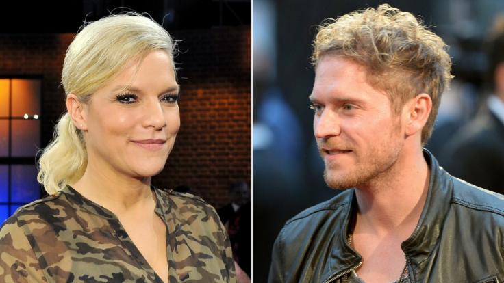 Ina Müller und Johannes Oerding sind seit 2011 liiert. (Foto)