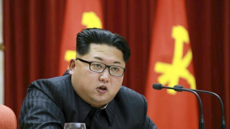 Kim Jong Uns Lebenswandel steht mal wieder im Mittelpunkt. (Foto)
