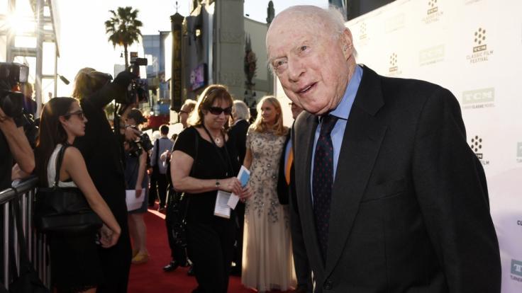 Der US-amerikanische Schauspieler Norman Lloyd, dessen Karriere mehr als sieben Jahrzehnte umspannte, ist im Alter von 106 Jahren gestorben. (Foto)