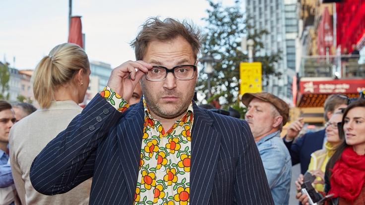 Paul Panzer, alias Dieter Tappert, ist schon seit Jahren im Comedy-Geschäft.