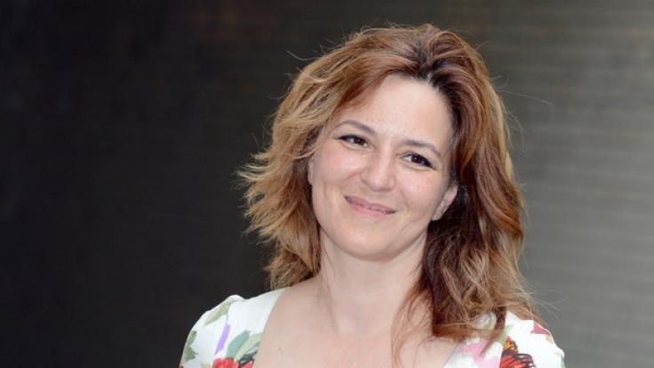 Martina Gedeck spielt Musiklehrerin Clara. (Foto)
