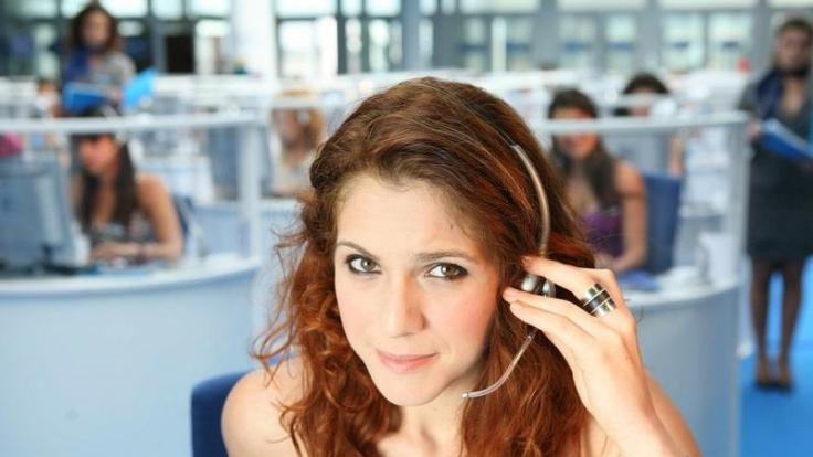 Die Schauspielerin Isabella Ragonese mimt im Film Das ganze Leben liegt vor dir eine Telefonistin. (Foto)