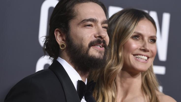 Heidi Klum und Tom Kaulitz sind offiziell verheiratet - und die GNTM-Chefin verwöhnt ihren Ehemann mit sexy Oben-ohne-Fotos bei Instagram.