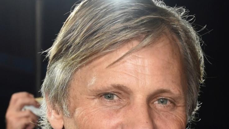 Völlig verändert: Vor über zehn Jahren begann die Rolle Aragorn für Viggo Mortensen.