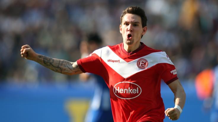 Benito Raman wird in der kommenden Saison für Schalke 04 spielen.