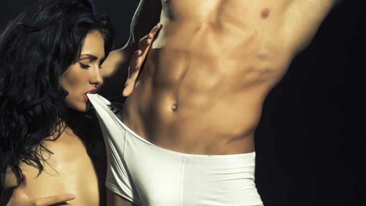Was gibt es beim Pornofilmdreh zu verdienen? (Foto)