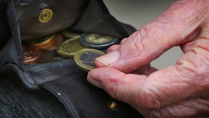 Rentenversicherung zahlt 54 Millionen an Negativzinsen. (Foto)