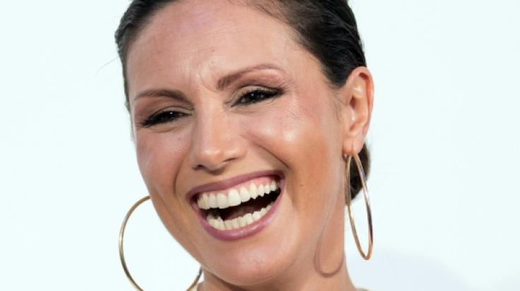 """Nazan Eckes ist als Kandidatin der 12. Staffel von """"Let's Dance"""" bei RTL dabei. (Foto)"""