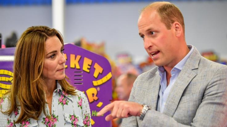 Kate Middleton und Prinz William ernteten scharfe Kritik für ihren Social-Media-Auftritt auf Instagram.