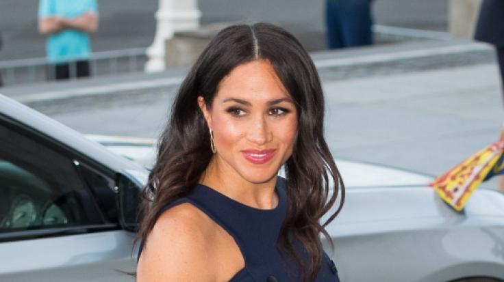 Meghan Markle während ihrer Royal-Tour durch Neuseeland.