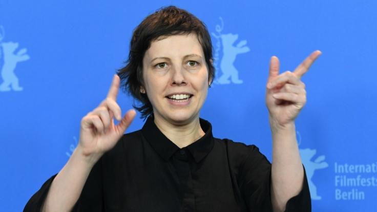 Regisseurin Adina Pintilie wurde für ihren Experimentalfilm