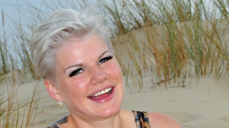 Melanie Müller brachte im September ihre Tochter zur Welt. (Foto)