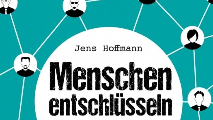 Jens Hoffmann erklärt in seinem Buch