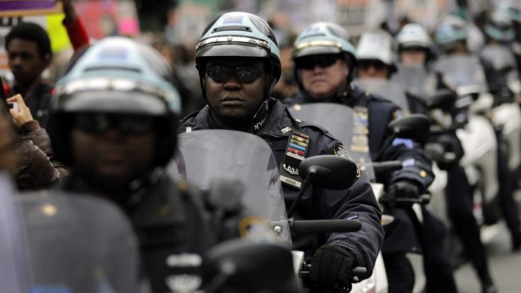 In den USA haben Polizisten auf einen autistischen Jungen gefeuert. (Foto)