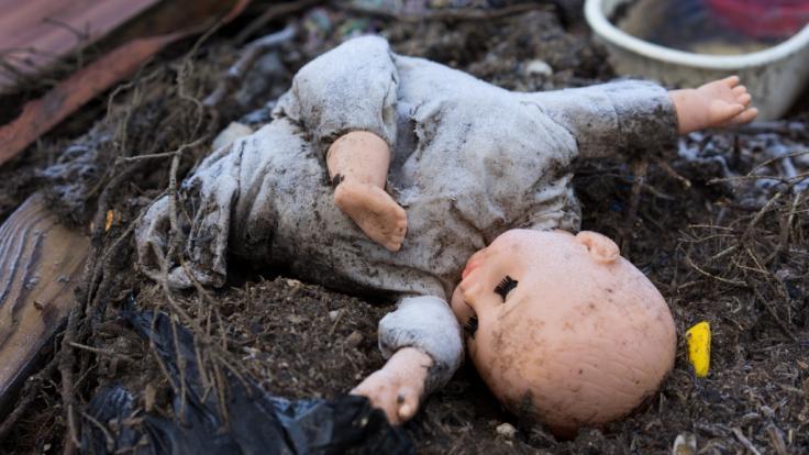 Eine Mutter hat im Wahn ihre beiden Kinder getötet. (Foto)