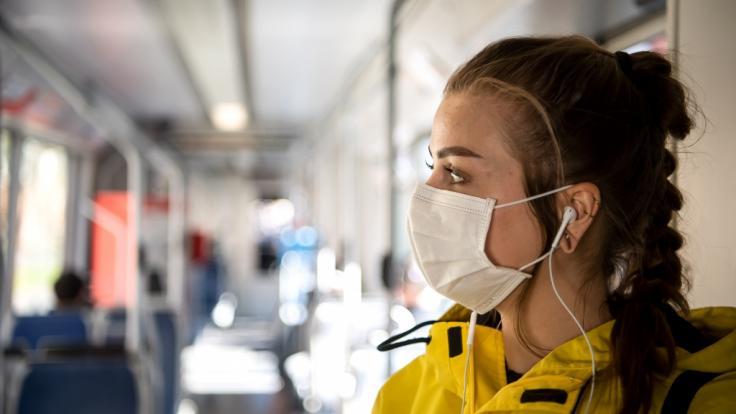 Ab der kommenden Woche MUSS in allen Bundesländern eine Mund-Nasen-Maske getragen werden.