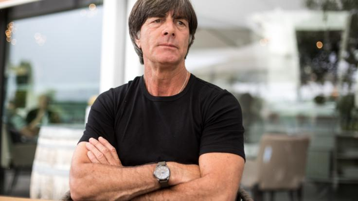 Bundestrainer Joachim Löw ist nicht immer zufrieden.