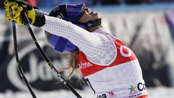Das für Cortina d'Ampezzo geplante Ski-alpin-Weltcupfinale ist abgesagt worden. (Foto)
