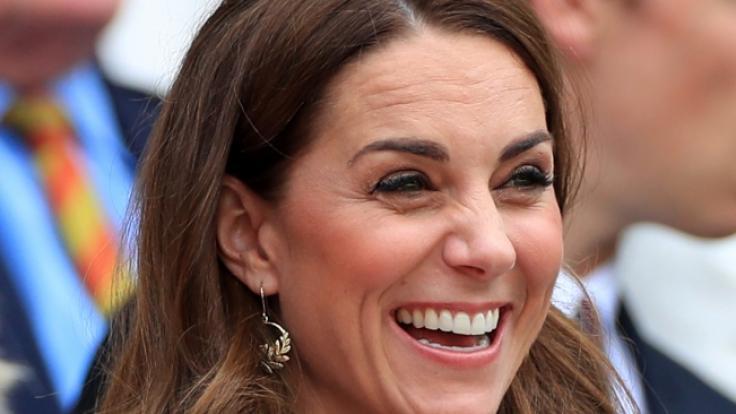 Kate Middleton begeistert viele Männer und Frauen auf der ganzen Welt mit ihrer natürlichen Schönheit. (Foto)