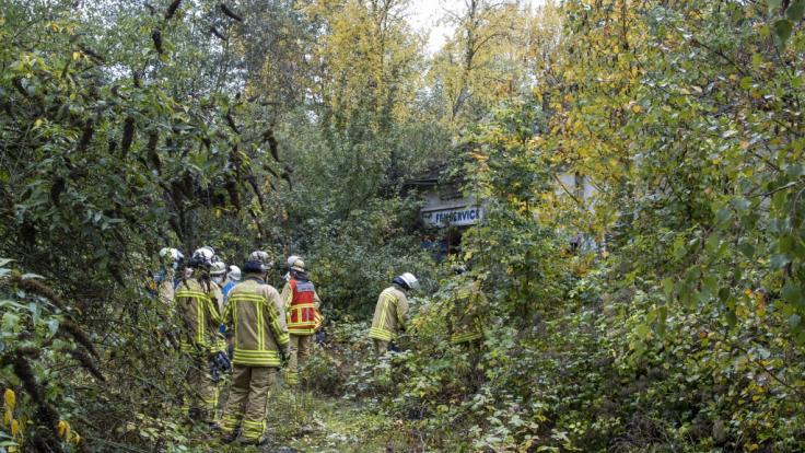 In Duisburg wurde eine vermisste 14-Jährige tot in einem Abbruchhaus gefunden. (Foto)