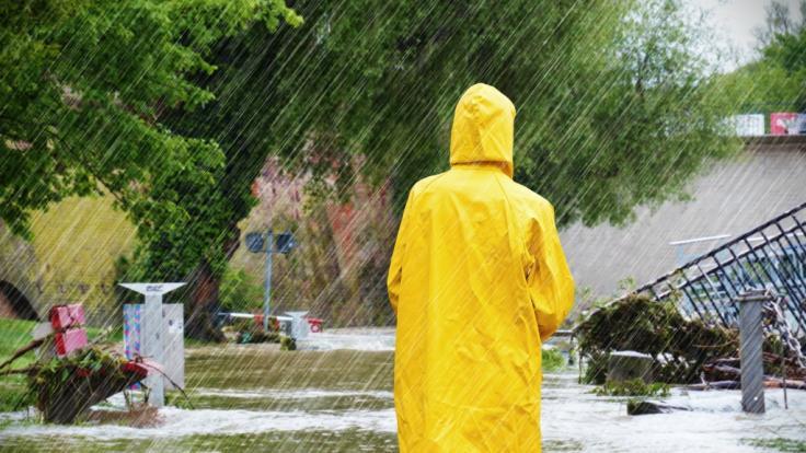 Wann hat das Wetter-Chaos endlich ein Ende? (Foto)