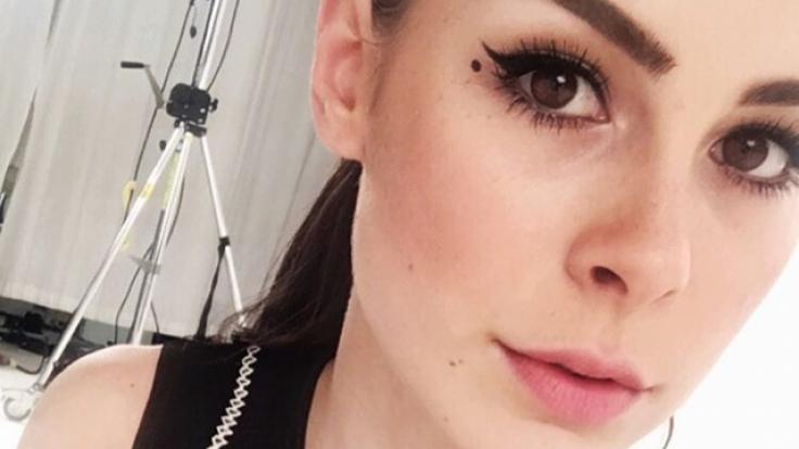 Lenas-view bei Instagram: Erste Million! Lena Meyer