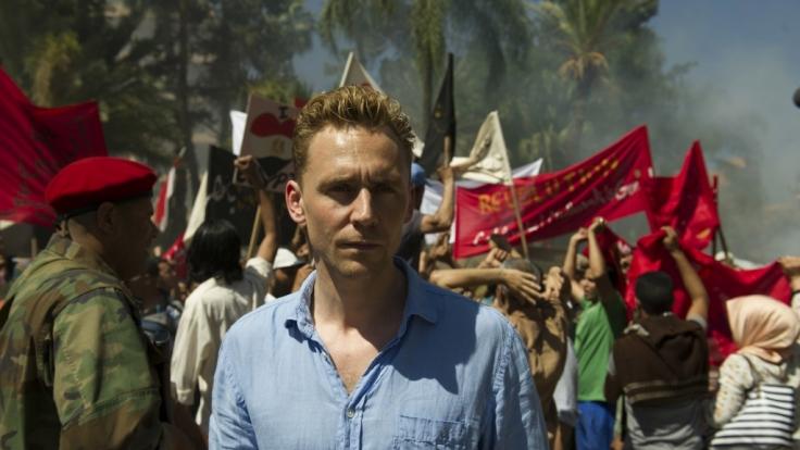 Tom Hiddleston in der Hauptrolle des Jonathan Pine. (Foto)