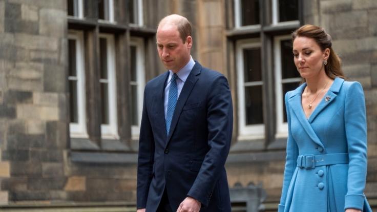 Kate Middleton wird ihren Mann Prinz William offenbar nicht zur Enthüllung der Diana-Statue begleiten. (Foto)