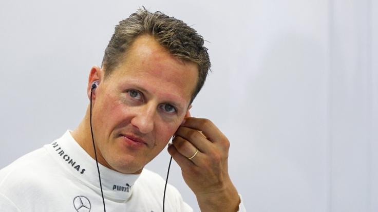 Sabine Kehm lässt keine Infos zu Michael Schumachers Zustand nach draußen.