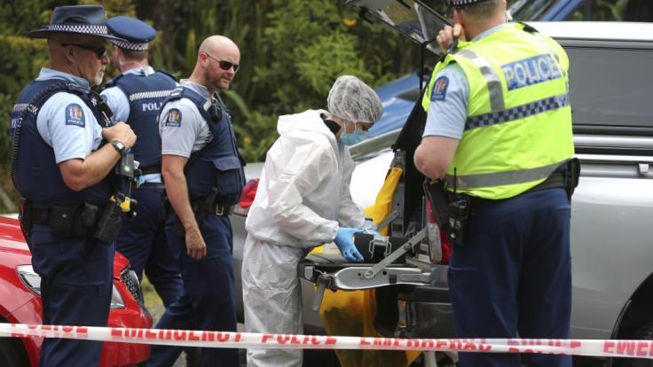 Die neuseeländische Polizei glaubt, dass die seit einer Woche vermisste 22-jährige britische Touristin Grace Millane ermordet wurde. (Foto)