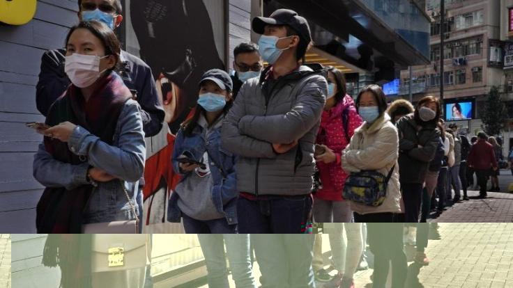 Angesichts der starken Ausbreitung der neuen Lungenkrankheit hat China seine Maßnahmen inzwischen deutlich verschärft. (Foto)