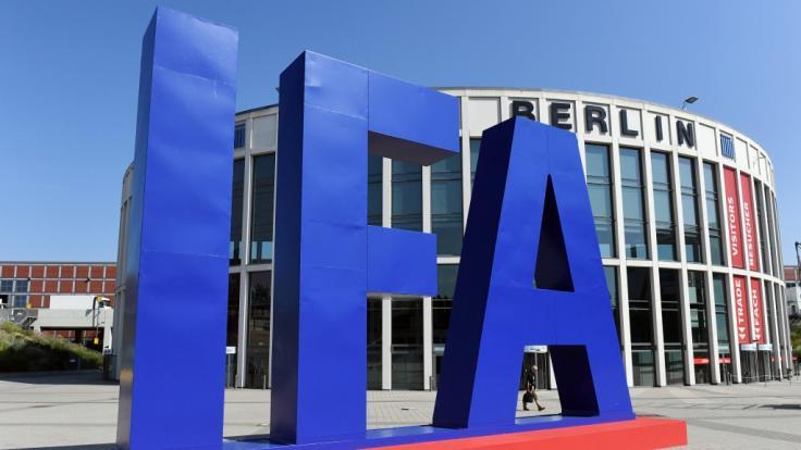 Die IFA präsentiert auch 2018 wieder aktuelle Technik-Highlights. (Foto)