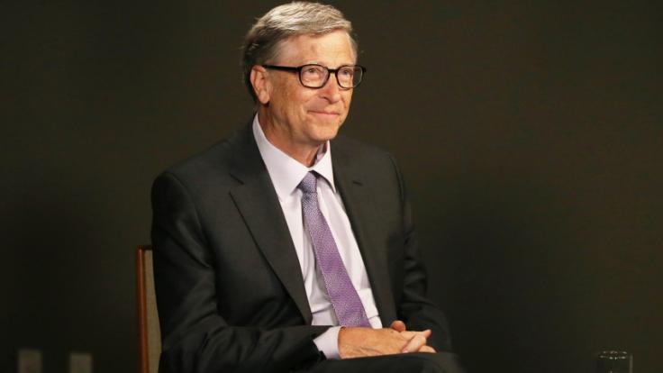 """Mit Blick auf die nächste Pandemie sieht Bill Gates rot: """"Wir sind nicht bereit."""" (Foto)"""