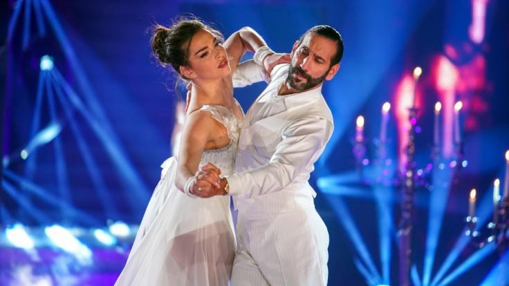 """Lili Paul-Roncalli räumte bei """"Let's Dance"""" 30 Punkte ab. (Foto)"""