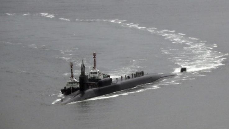 Das US-Atom-U-Boot